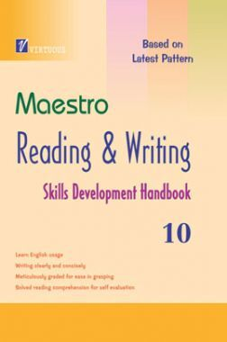 Maestro Reading & Writing Skills Development Handbook For Class 10