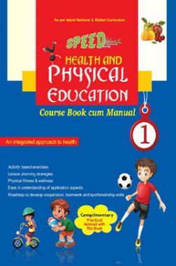 Speed Health and Physical Education For Class 1