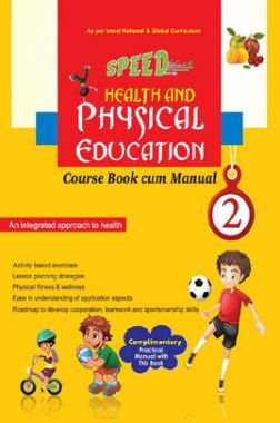 Speed Health and Physical Education For Class 2