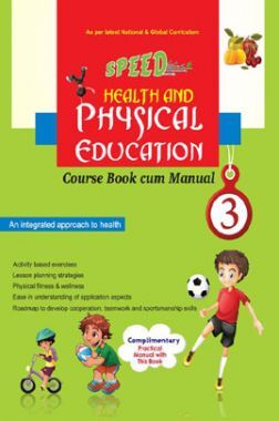 Speed Health and Physical Education For Class 3