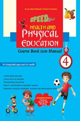 Speed Health and Physical Education For Class 4