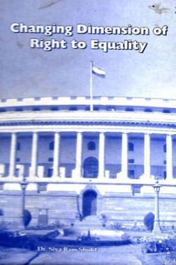 Changing Dimension Of Right To Equality
