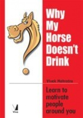 Why My Horse Doesn't Drink  - Learn to Motivate People Around you