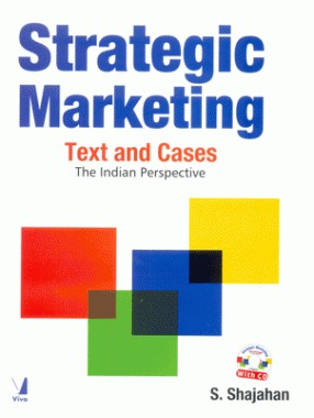 Strategic Marketing Text and Cases The Indian Perspective