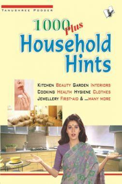 1000 Plus Household Hints