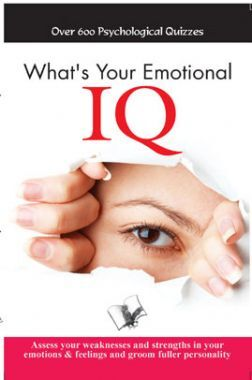 What's Your Emotional I. Q.