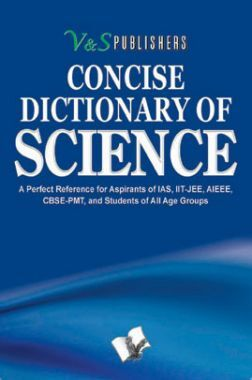 Concise Dictionary Of Science