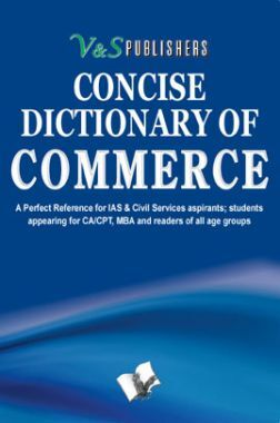 Concise Dictionary Of Commerce