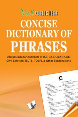 Concise Dictionary Of Phrases