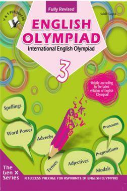 International English Olympiad For Class 3