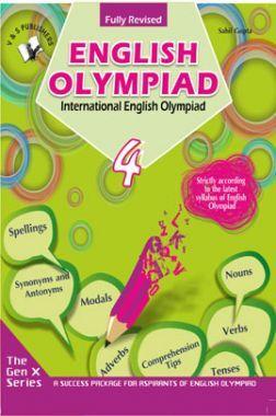 International English Olympiad For Class 4