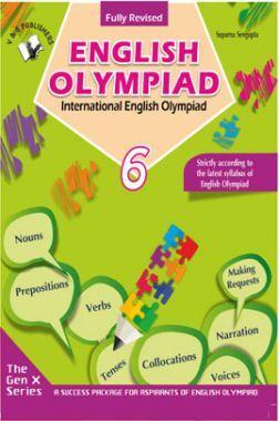 International English Olympiad For Class 6