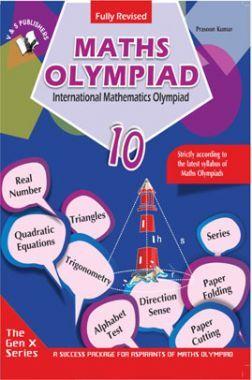 International Mathematics Olympiad For Class 10