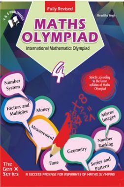 International Mathematics Olympiad For Class 4