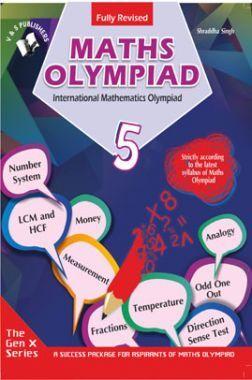 International Mathematics Olympiad For Class 5