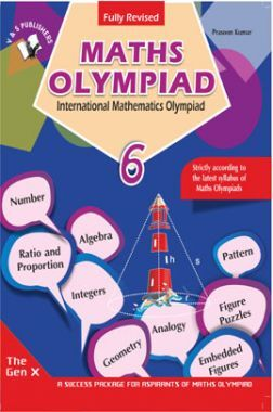 Download International Mathematics Olympiad For Class 6 by Prasoon Kumar  PDF Online