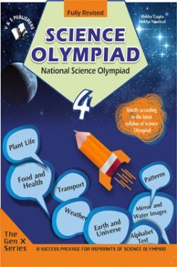 National Science Olympiad For Class 4