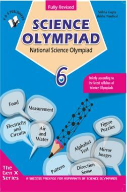 National Science Olympiad For Class 6