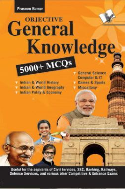Download Objective General Knowledge by Prasoon Kumar PDF Online