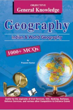 Download Objective General Knowledge Geography by Prasoon Kumar PDF Online
