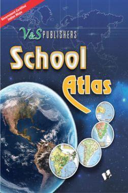 School Atlas Fully Colour