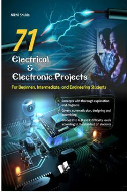 71 Electrical & Electronic Porjects