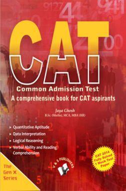 CAT - A Comprehensive Book For CAT Aspirants