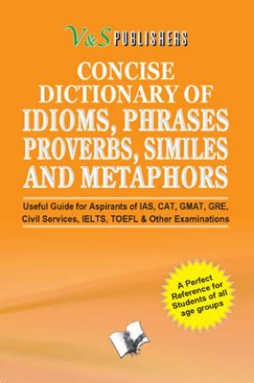 Concise Dictionary Of English Combined (Idioms, Phrases, Proverbs, Similies)