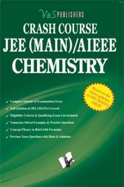 Crash Course JEE (Main) / AIEEE - Chemistry