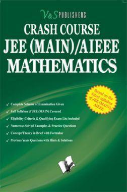 Crash Course JEE (Main) / AIEEE - Mathematics