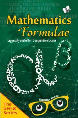 Mathematics Formulae For Competitive Examinations