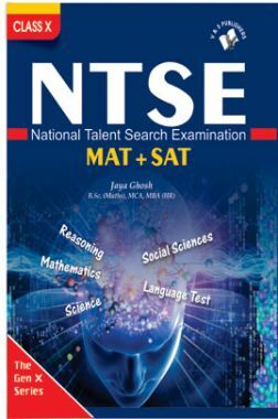 NTSE - National Talent Search Examination For Class - X