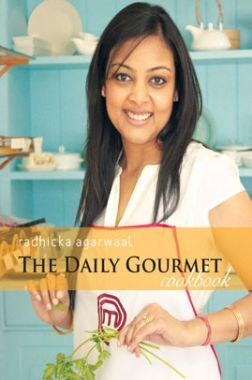 The Daily Gourmet Cook Book