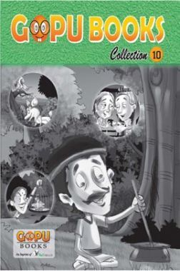 Gopu Books Collection 10