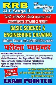 RRB ALP Stage II मौलिक विज्ञान और इंजीनियरिंग ड्राइंग (Basic Science & Engineering Drawing) Exam Pointer