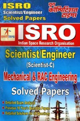 ISRO Scientist / Engineer Mechanical & RAC Engineering Solved Papers