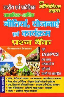 UPSC राष्ट्रीय एवं प्रादेशिक सामाजिक-आर्थिक नीतियां, योजनाए एवं कार्यक्रम प्रश्न बैंक