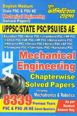 Mechanical Engineering Chapterwise Solved Papers