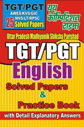 TGT/PGT English Solved Papers & Practice Book