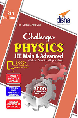 Download Challenger Physics for JEE Main & Advanced with past 5